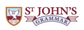 St John's Grammar School Logo and Images