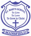St Mary's Catholic Primary School Mansfield Logo and Images
