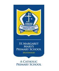 St Margaret Mary's Primary School Spotswood Logo and Images