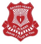 Sacred Heart Primary School St Albans Logo and Images