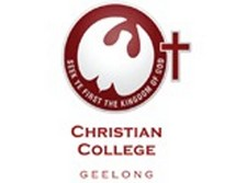 Christian College Geelong Senior School Logo and Images