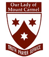 Our Lady of Mount Carmel Hilton Logo and Images
