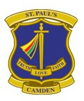 St Paul's School Camden Logo and Images