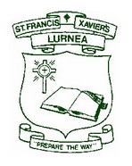 St Francis Xaviers Primary School Lurnea Logo and Images