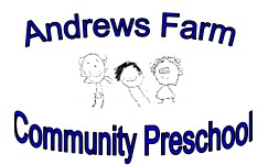 Andrews Farm Community Preschool Logo and Images