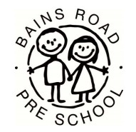 Bains Road Preschool Logo and Images