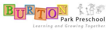 Burton Park Preschool Logo and Images