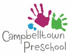 Campbelltown Preschool Logo and Images