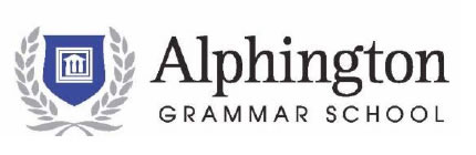 Alphington Grammar School Logo and Images