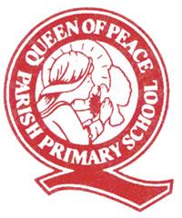 Queen of Peace Parish Primary School Logo and Images