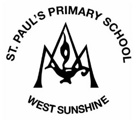St Paul's Primary School West Sunshine Logo and Images