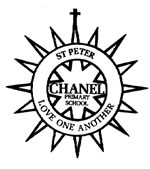 St Peter Chanel Primary School Logo and Images