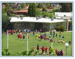 Our Lady of The Pines Primary School Logo and Images
