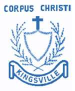 Corpus Christi School Logo and Images