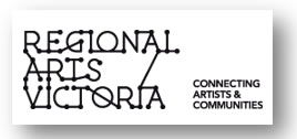 Regional Arts Victoria Logo and Images
