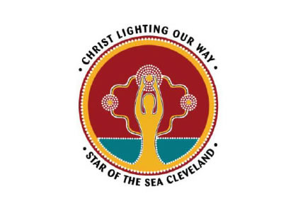 Star of The Sea Catholic School Logo and Images