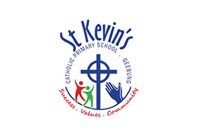 St Kevin's Catholic Primary School Geebung Logo and Images