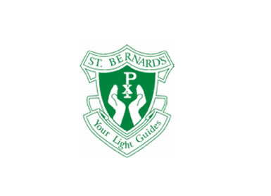 St Bernard's Catholic Primary School Logo and Images