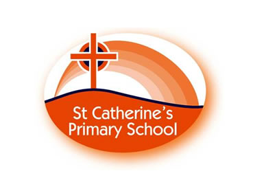 St Catherine's School Logo and Images