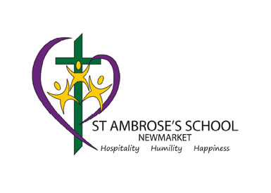 St Ambrose's Primary School Logo and Images