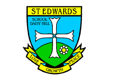 St Edward The Confessor School Logo and Images