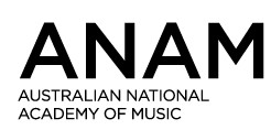 Australian National Academy of Music Logo and Images