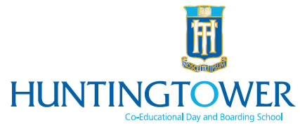 Huntingtower Day and Boarding School Logo and Images