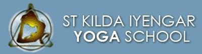 St Kilda Iyengar Yoga School Logo and Images