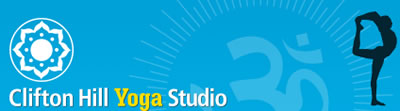 Clifton Hill Yoga Studio Logo and Images