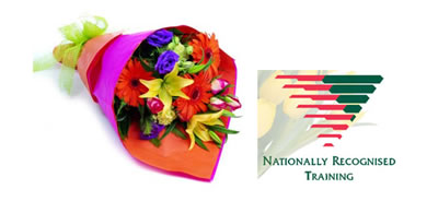 Gold Coast Floristry & Retail Management Logo and Images