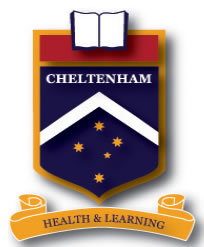 Cheltenham Secondary College Logo and Images