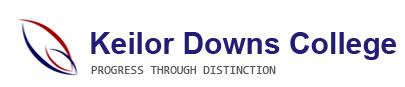 Keilor Downs College Logo and Images
