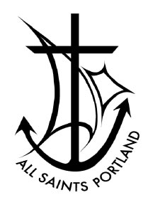 All Saints Parish School Portland Logo and Images
