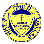 Holy Child Primary School Logo and Images