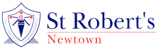 St Roberts School Newtown Logo and Images