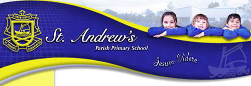 St Andrew's School Clayton South Logo and Images