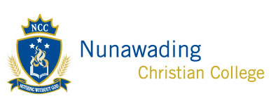 Nunawading Christian College Senior Campus Logo and Images