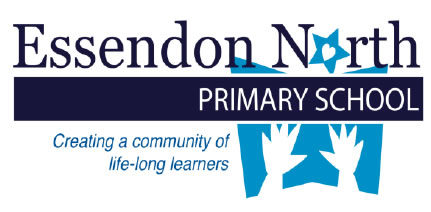 Essendon North Primary School Logo and Images