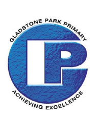 Gladstone Park Primary School Logo and Images
