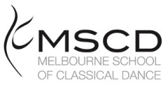 Melbourne School of Classical Dance Logo and Images