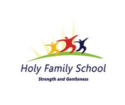 Holy Family Primary School Logo and Images