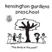 Kensington Gardens Preschool Logo and Images