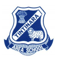 Tintinara Area School Logo and Images
