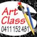 Art Class Melbourne Australia Logo and Images