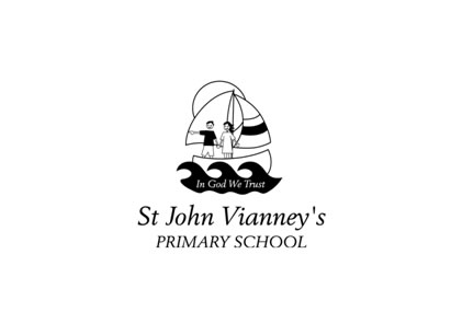 St John Vianney's Primary School Logo and Images