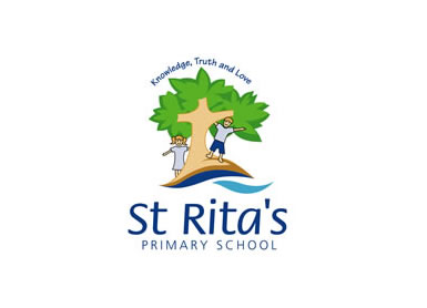 St Rita's Catholic Primary School Logo and Images