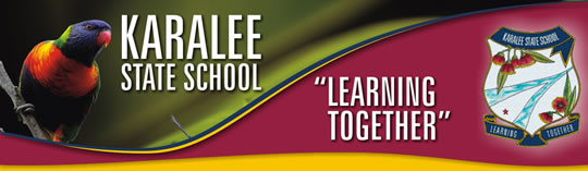 Karalee State School Logo and Images