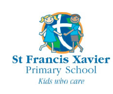 St Francis Xavier School Goodna Logo and Images