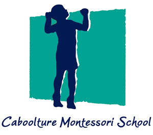 Caboolture Montessori School Logo and Images