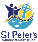 St Peter's Catholic Primary School Caboolture Logo and Images